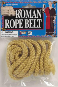 ROMAN ROPE BELT STD