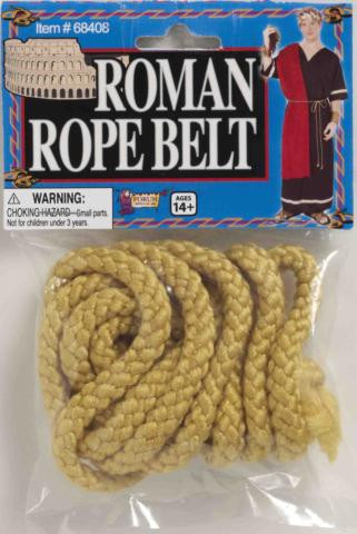 ROMAN ROPE BELT STD