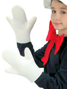 Cat In The Hat Gloves Child
