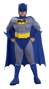 Batman Brave Muscle Child Costume