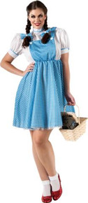 DOROTHY FULL CUT ADULT COSTUME
