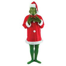Grinch Deluxe Costume Adult