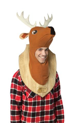 DEER TROPHY HEAD COSTUME