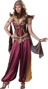 DESERT JEWEL COSTUME ADULT