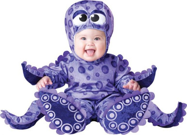 TINY TENTACLES COSTUME CHILD