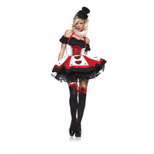 Pretty Playing Card Adult Costume