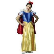 SNOW WHITE DLX COSTUME CHILD