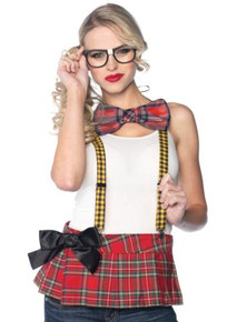 NERD KIT PLAID DLX