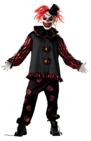 CARVER THE KILLER CLOWN COSTUME ADULT