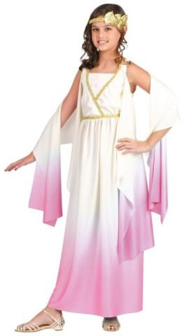 ATHENA PINK COSTUME CHILD