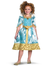 Merida Brave Child Costume