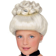 Wig Cinderella Child Size