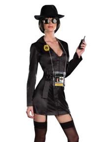 Private Investigator Adult Costume