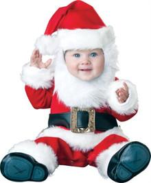 SANTA BABY COSTUME INFANT