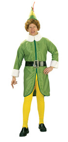 Buddy The Elf Costume Std Adult