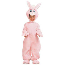 Pink Bunny Costume Infant 1-2