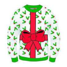 CHRISTMAS GIFT ADULT SWEATER