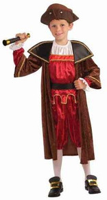Christopher Columbus Costume  Child
