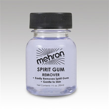 Spirit Gum Remover 9oz Mehron