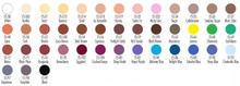 Powder Eye Shadows