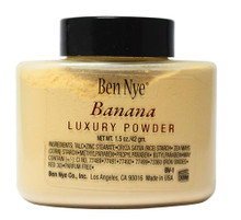 Banana Luxury Powder - Ben Nye