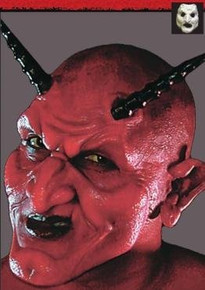 Devil Foam Face Appliance