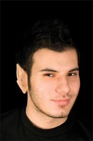 Vampire Ears Woochie Prosthetic
