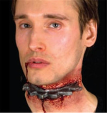 Neck Saw Woochie Prosthetic