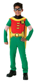 Robin Teen Titans Child Costume