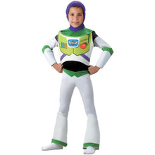Buzz Lightyear Deluxe Child Costume