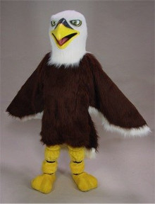 Eagle Mascot Costume (Rental)