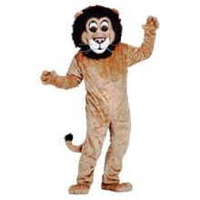 Lion Mascot Costume (Rental)