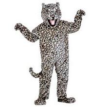 Leopard Mascot Costume (Rental)