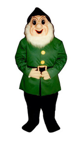 Elf Mascot Costume (Rental)