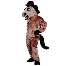 Horse Mascot Costume (Rental)