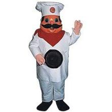 Chef Mascot Costume (Rental)