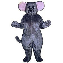 Mouse Mascot Costume (Rental)