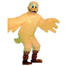 Yellow Duck Mascot Costume (Rental)