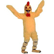 Yellow Chicken Mascot Costume (Rental)