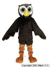 Owl Mascot Costume (Rental)