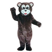 Teddy Bear Mascot Costume (Rental)