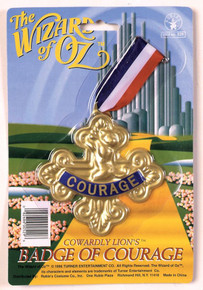 Badge Of Courage(Wizard Of Oz)