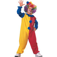 Clown Infant/Toddler Costume