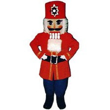 Nutcracker Mascot Costume (Rental)