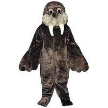 Walrus Mascot Costume (Rental)