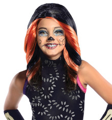 Monster High Child Wig Skelita Calaveras