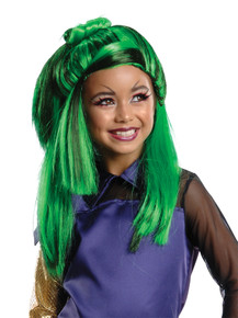 Monster High Child Wig Jinafire Long