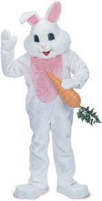 Happy Thumper Bunny Mascot Rental Costume