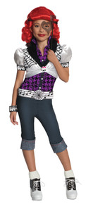 Monster High Costume Child Operetta