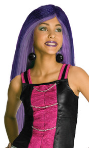 Spectra Vondergeist Monster High Child Wig